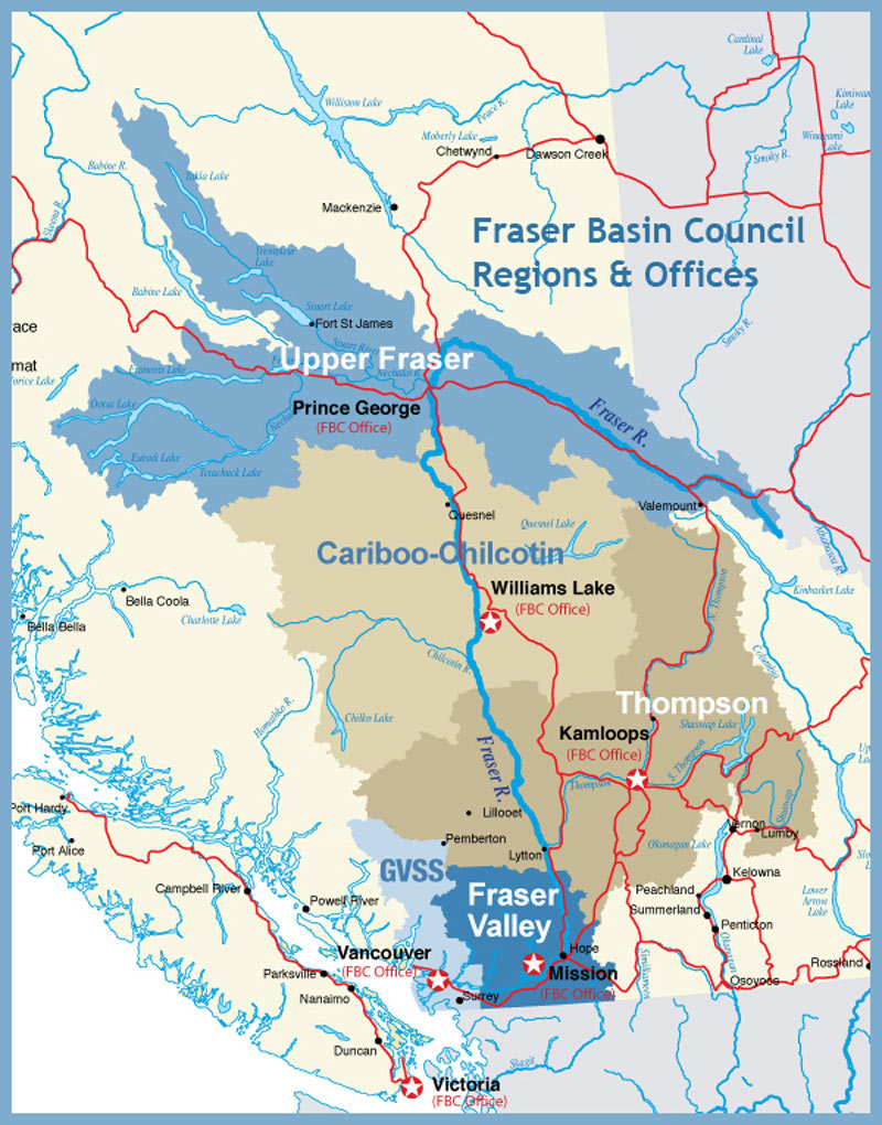 Vancouver Island Watersheds