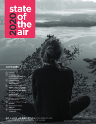 Read the 2020 State of the Air Report!