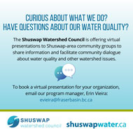 Book a presentation with SWC!