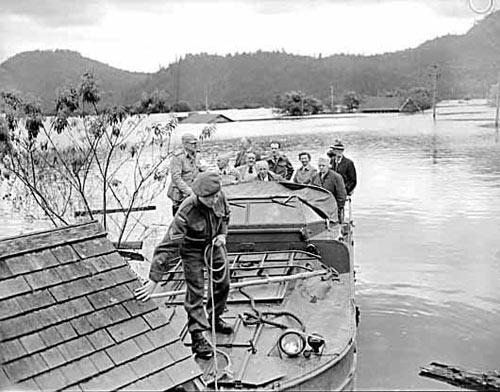 Fraser Basin Council - Flood and the Fraser