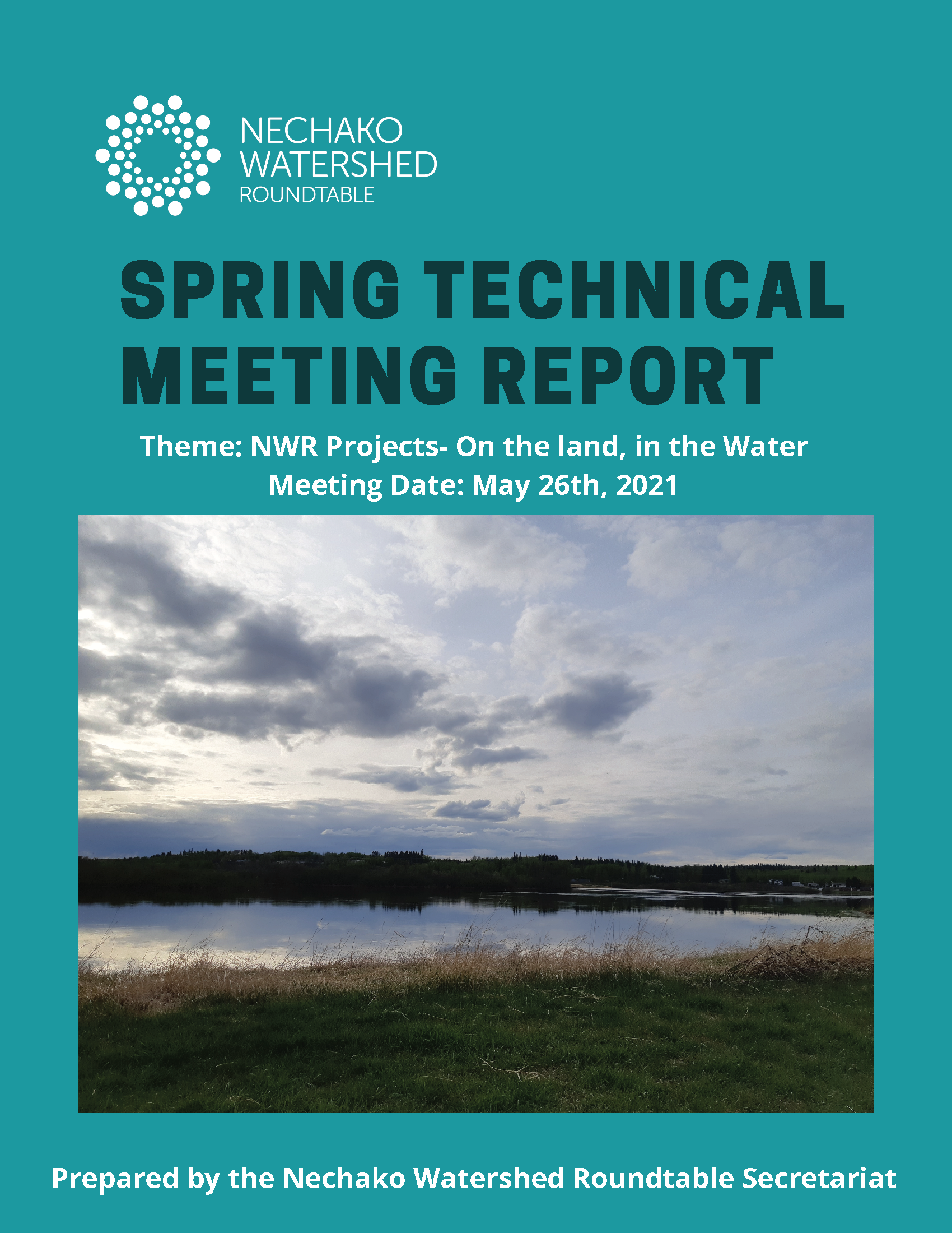 Check our our Spring Technical Meeting Report!